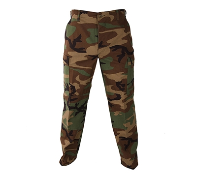 Propper Woodland 100% Cotton Rip Stop Pants - F520155320