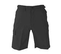 Propper Black Poly Cotton Ripstop BDU Shorts - F526138001
