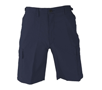 Propper Dark Navy Casual Short with Zipper Fly - F526155405