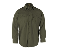 Propper Olive Long Sleeve Tactical Dress Shirts - F530238330