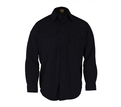 Propper Navy Long Sleeve Tactical Dress Shirts - F530238450
