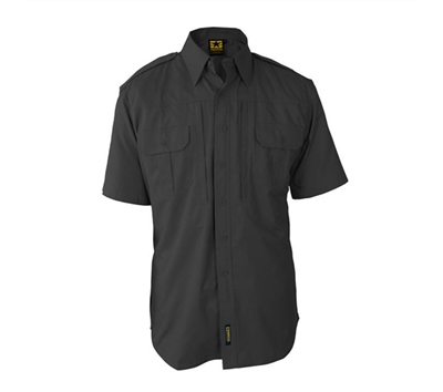 Propper Charcoal Lightweight Short Sleeve Tactical Shirts - F531150015