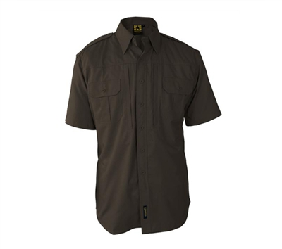 Propper Brown Lightweight Short Sleeve Shirts - F531150200