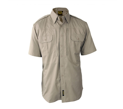Propper Khaki Lightweight Short Sleeve Shirts - F531150250