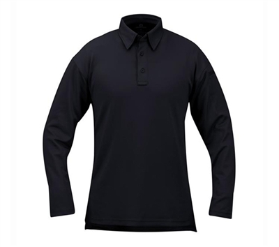 Propper Navy Long Sleeve ICE Performance Polos - F531572450