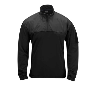 Propper Black Practical Fleece Pullovers - F54300W001