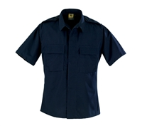 Propper Dark Navy Short Sleeve 2-Pocket BDU Shirts - F545638405