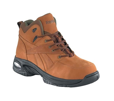 Reebok Tan  Athletic Hiker Hi Top Boots - RB4388