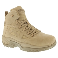 Reebok 6 Inch Side Zip Composite Toe Boots - RB8694