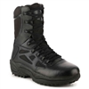 Reebok Mens Black 8-Inch Athletic Side Zipper Tac Boot