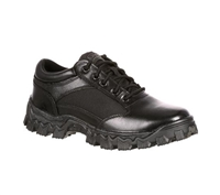 Rocky Boots Mens Black AlphaForce Waterproof Oxford Shoe