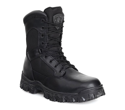 Rocky Boots Zipper Waterproof Duty Boots - 2173