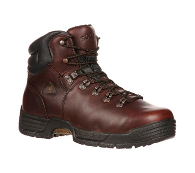 Rocky Boots Mobilite Steel Toe Waterproof Work Boots
