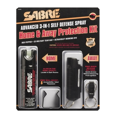 Sabre 3 In 1 Home & Away Kit - 10018