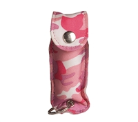 Sabre Pepper Spray Tear Gas With Pink Camo - 10026