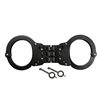 Smith & Wesson Black Hinged Handcuff - 10064