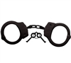Rothco Black Professional Detective Handcuffs - 10092