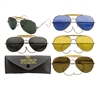Rothco Air Force Style Aviator Sunglasses - 10200