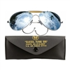 Rothco Mirror Lenses US Air Force Style Aviator Sunglasses - 10201