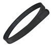 Rothco Law Enforcement Hook And Loop Inner Duty Belt - Blak - 10677