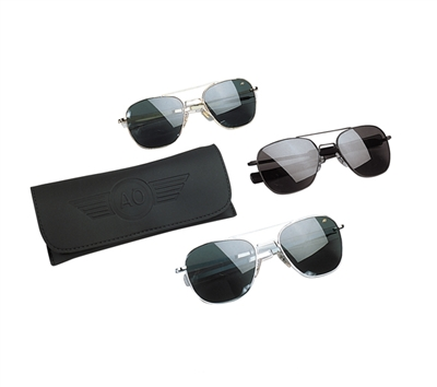 American Optics 52MM Polarized Sunglasses - 10706