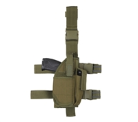 Rothco Olive Drab Adjustable Drop Leg Holster - 10754