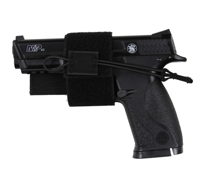 Rothco Black Universal Hook loop Holster - 10759
