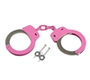 Rothco Pink Handcuffs with Case - 10887