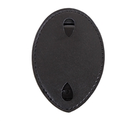 Rothco Leather Clip On Badge Holder - 1131