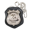 Rothco Cut Out Clip-On Badge Holder - 1135