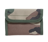 Rothco Deluxe Tri-fold ID Wallet - 11630