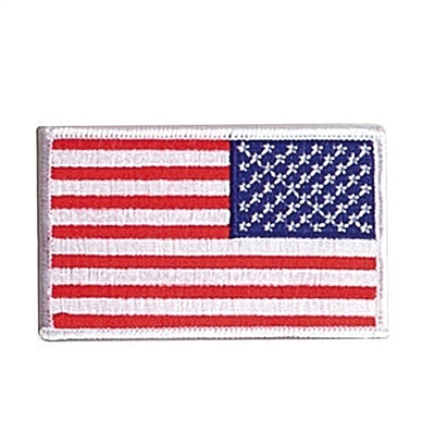 Rothco Reverse Us Flag Patch - 12777