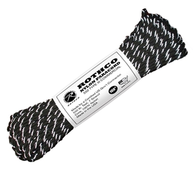 Rothco 100 Foot Nylon Paracord - 136