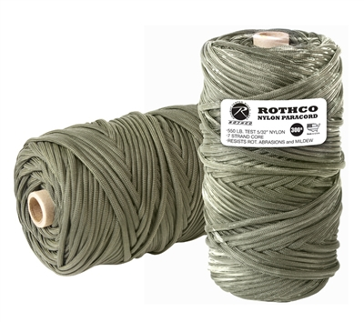Rothco 300 Foot Nylon Paracord - 139