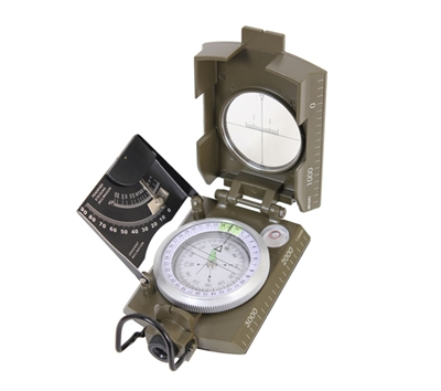 Rothco Deluxe Marching Compass - 14060