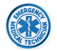 Rothco Round Emt Patch - 1531