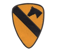 Rothco 1st Cavalry Patch - 1532