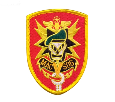 Rothco Mac Viet Sog Patch - 1535