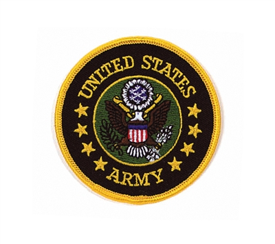 Rothco US Army Round Patch - 1589