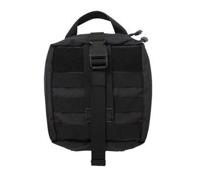 Rothco Black Tactical Breakaway Pouch - 15975