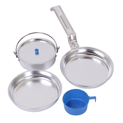 Rothco 5pc Mess Kit - 167