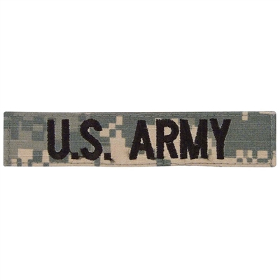 Rothco US Army Branch Tape - 1745