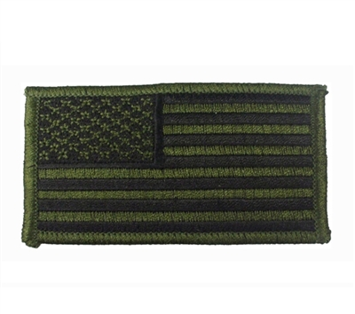 Rothco Subdued Us Flag Patch - 1778