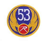 Rothco 53 Wing Morale Patch 1880
