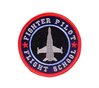 Rothco Fighter Pilot Morale Patch 1883