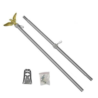 Rothco Flag Pole With Bracket - 189