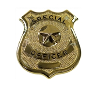 Rothco Special Officer Badge - 1906
