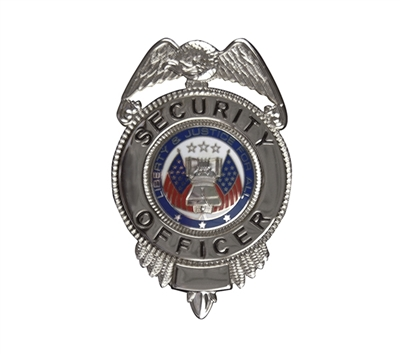 Rothco Deluxe Security Officer Badge - 1913