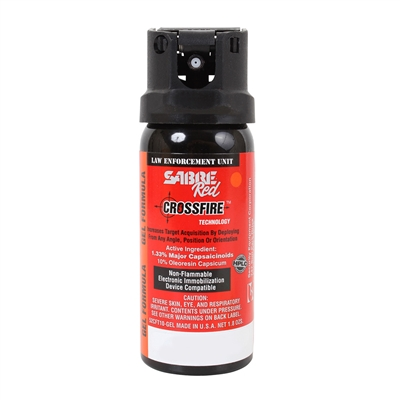 Sabre Red Crossfire Le Gel-small - 52CFT10