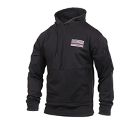 Rothco Thin Red Line Concealed Carry Hoodie 2066